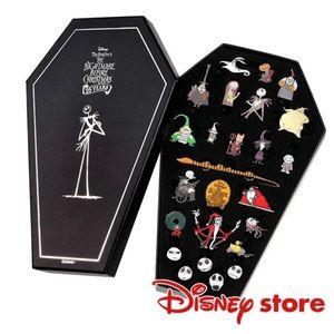 Tokyo Disney Pin nightmare before Christmas